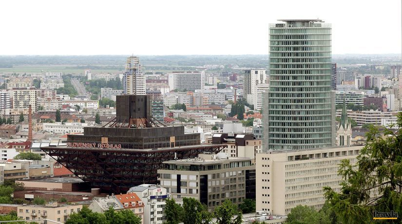 bratislava, rozhlas, mesto