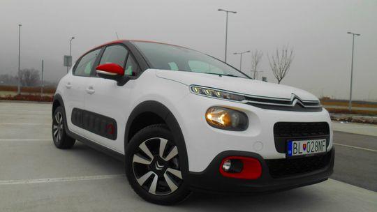 Test: Citroën C3 1,2 PureTech 82 – v hlavnej úlohe dizajn