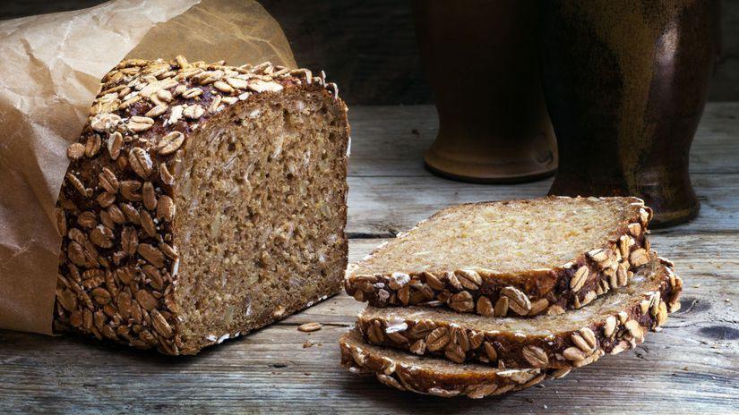 bezlepkový chlieb, celiakia