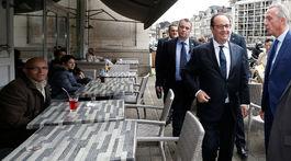 Francúzske prezidentské voľby, macron, le penová, hollande
