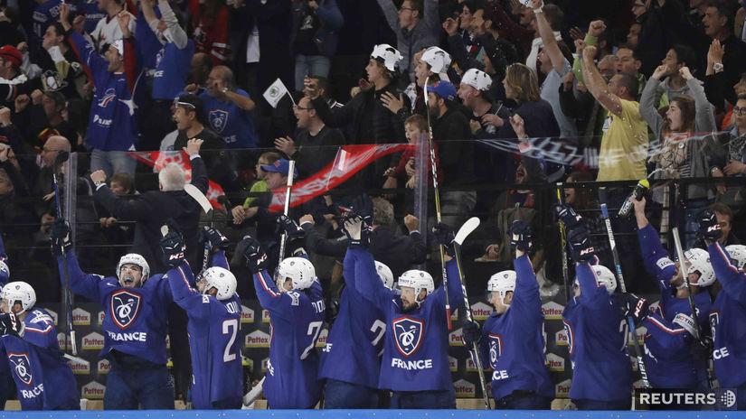 Francúzsko, hokej