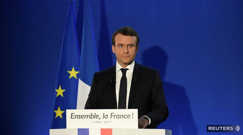macron francúzsko