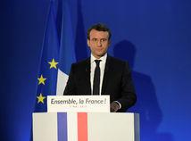 Macron pri svojej ceste vynechá Maďarsko a Poľsko