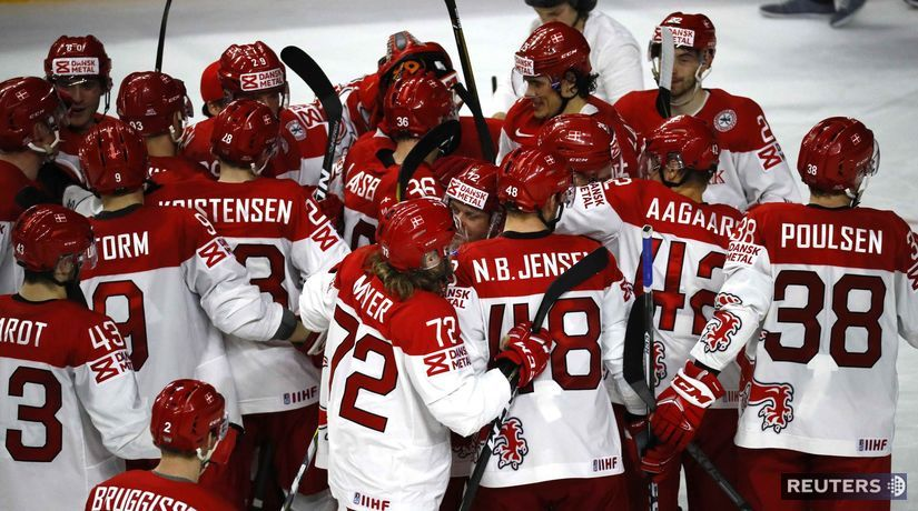 Dánsko, hokej