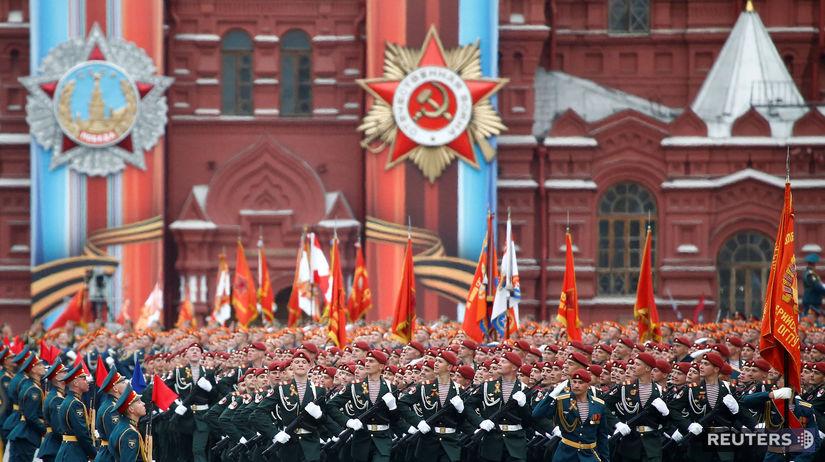 Deň víťazstva, rusko, vojenská prehliadka,