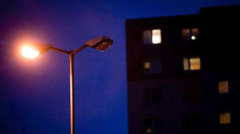 poulicne osvetlenie, svietenie, svetlo,...