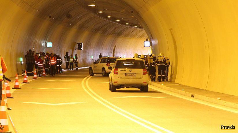 diaľničný tunel, Košice