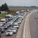 havaria, voderady, D1, dialnica, nehoda, kamion