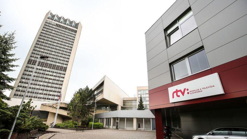 rtvs, slovenska televizia, stv, koncesionarske...
