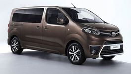 Toyota Proace Verso - 2017