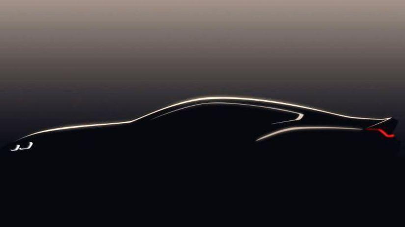 BMW 8 Concept - 2017