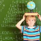 chlapec, škola, učenie