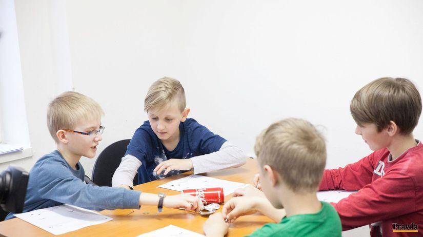 deti, učenie, výučba, jazyky, nemčina, vzdelávanie