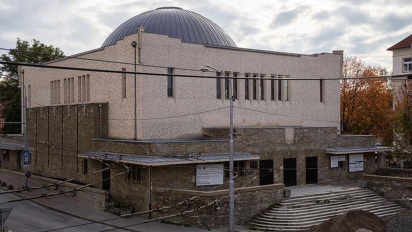 Nová synagóga Žilina