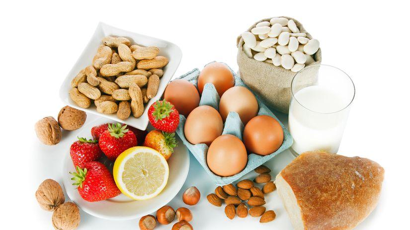 pečivo, jedlo, zdravie, strava