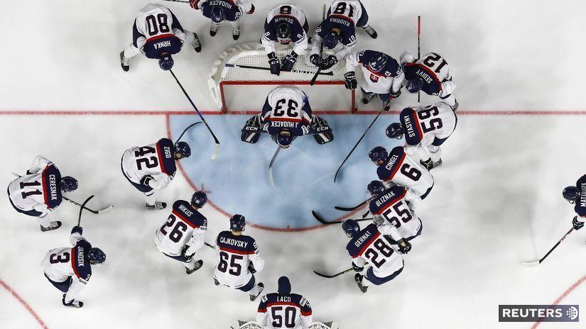 Slovensko, Rusko, hokejisti