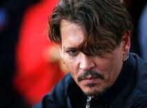 Johnny Depp hovoril v náznakoch o zavraždení Donalda Trumpa