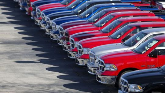 Najpredávanejšie autá v USA? Víťazia tri pikapy!