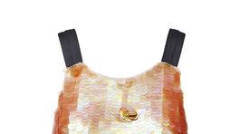 Dámsky top s výraznou aplikáciou na prednej časti - model H&M Conscious Exclusive.