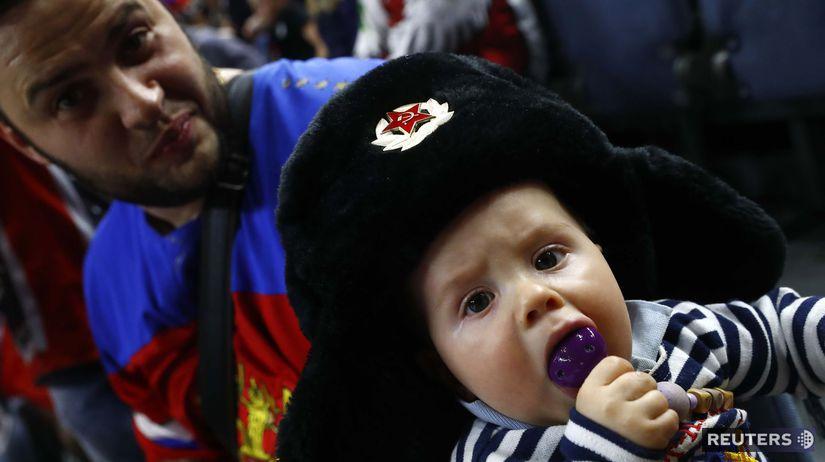 fanúšik, Rusko