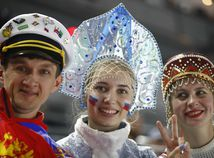 Fanúšikovia, Rusko