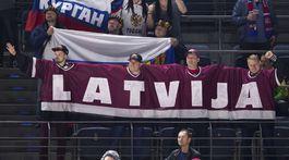 Lotyšsko, fanúšikovia