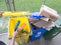 odpad, recyklácia, triedenie odpadu, smeti