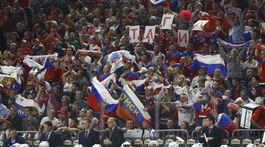 Rusko, fanúšikovia