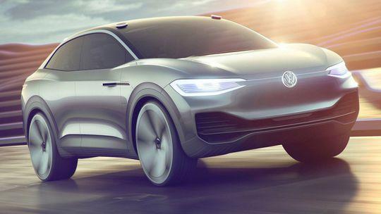 VW I.D. Crozz Concept: Wolfsburský 'Vision E' je o čosi menší