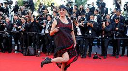 Španielska herečka Rossy De Palma.