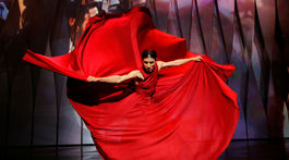 Španielska tanečnica Blanca Li.