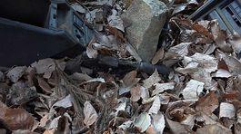 Toyota Supra A70 -  opustená v horách