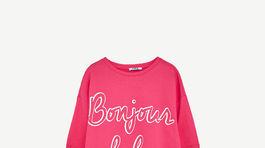 Tričko s nápisom Zara - predáva sa za 12,95 eura.