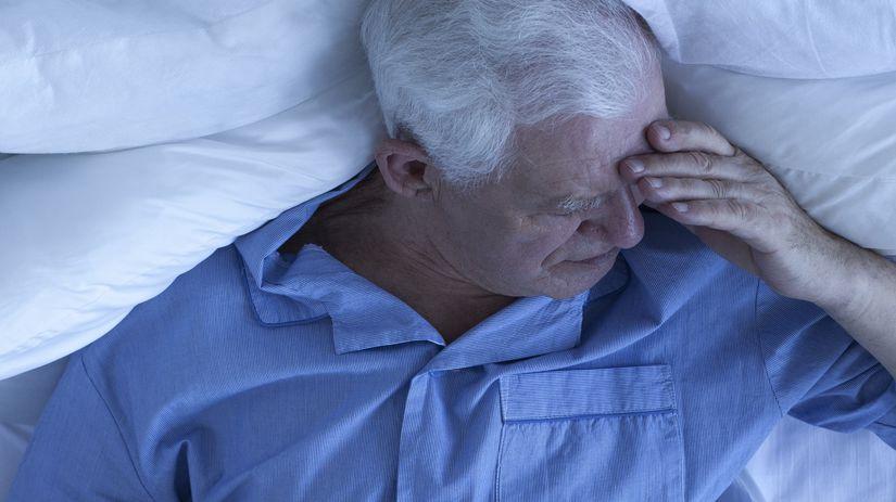 choroba, bolesť, spánok, hlava