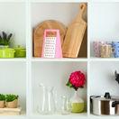 kuchyňa, kvety
