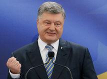 Porošenko: Donbas zažíva najkrvavejšie dni v tomto roku