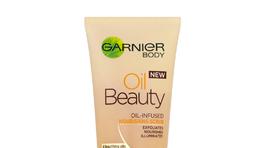 Skrášľujúci telový píling pre suchú pokožku Garnier Oil Beauty Scrubs