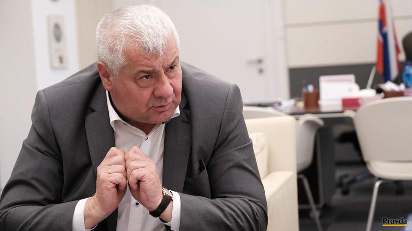 Árpád Érsek, minister dopravy