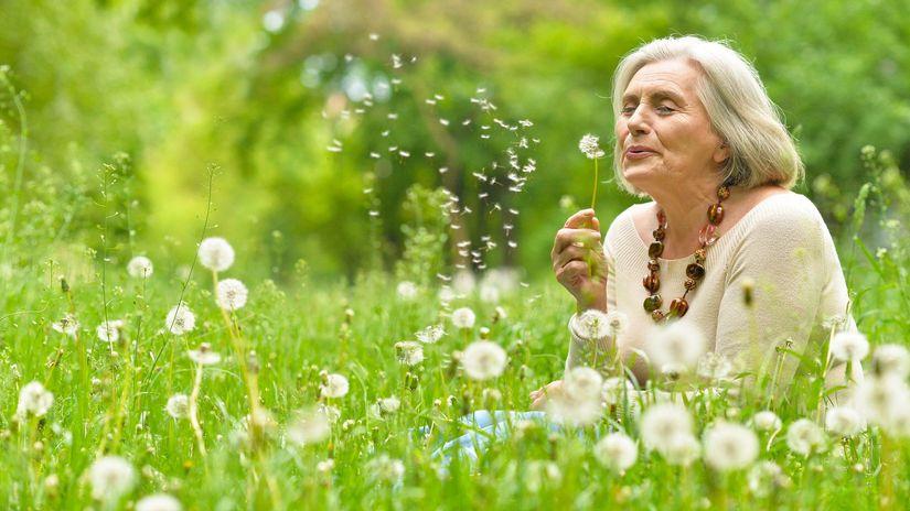 dôchodok, dôchodca, penzia