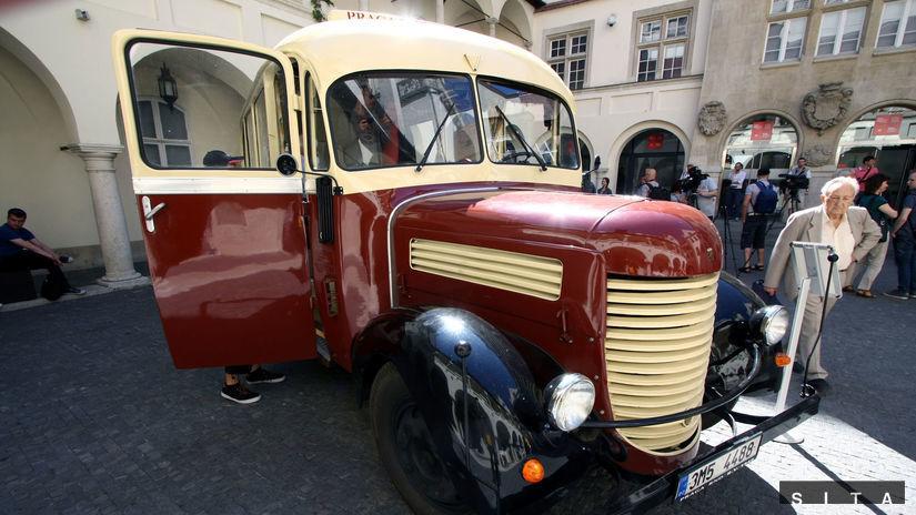 DPB: 90. výročie autobusovej dopravy v Bratislave