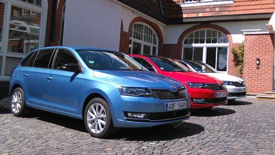 Škoda Rapid: Modernizácia priniesla motor 1,0 TSI a bi-xenónové svetlá