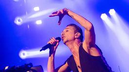 Skupina Depeche Mode sa v Bratislave predstavila v rámci Global Spirit Tour k aktuálnemu albumu Spirit.