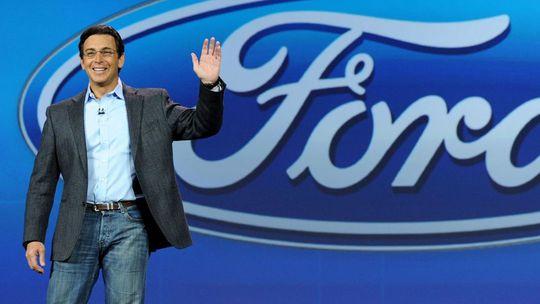 Šéf Fordu musel odísť. Zaskočila ho budúcnosť