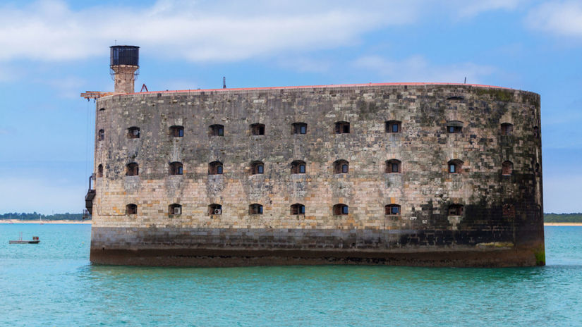 pevnosť Boyard