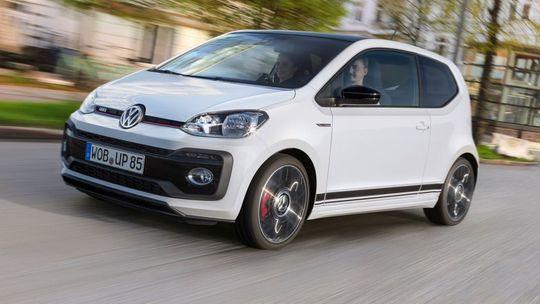 VW up! GTI: Ostrý 'drobec' nadviaže na prvé GTI. Stačia mu tri valce