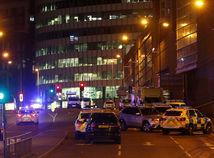 Ariana Grande, Manchester, výbuch