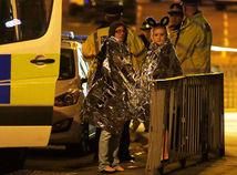 Manchester, výbuch