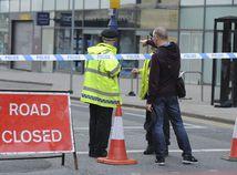 utok, manchester, policia, teroristicky cin, velka britania