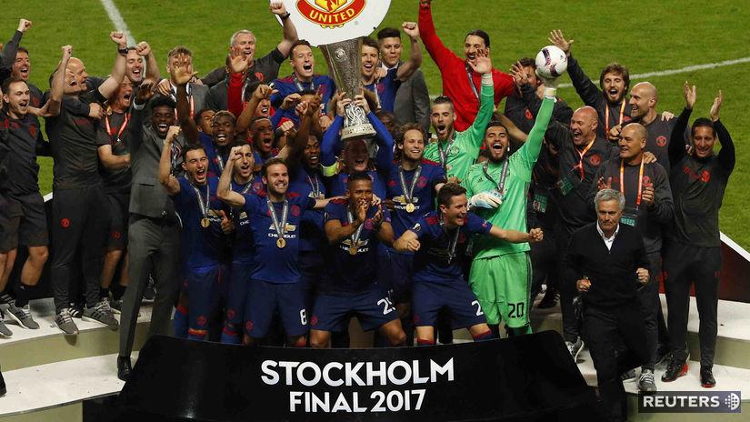 Manchester United, Ajax Amsterdam, Európska liga