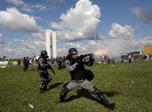 Brazília, protest